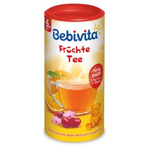 Bebivita Ovocný čaj - instatní 200 g