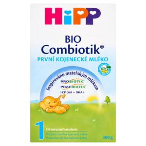 HiPP Combiotik 1 bio první kojenecké mléko 300g