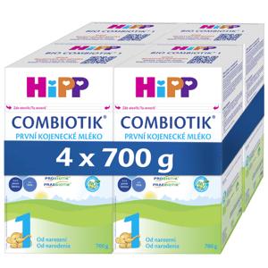 Počáteční mléčná kojenecká výživa HiPP 1 BIO Combiotik