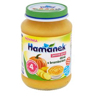Hamánek Jemné pyré dýně s bramborem 190g