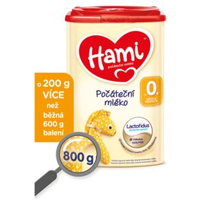 Hami 0+ počáteční mléko od narození 800g