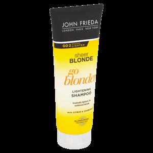 John Frieda Go Blonder Lightening Shampoo 250ml