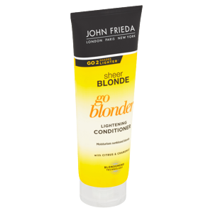 John Frieda Go Blonder Lightening Conditioner 250ml