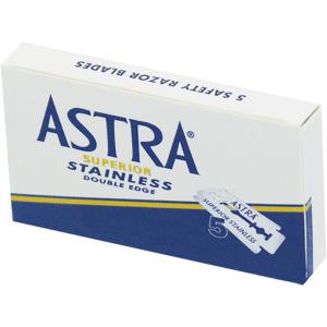 Astra superior stainless double edge žiletky 5ks