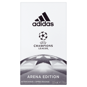 Adidas UEFA Champions League Arena Edition voda po holení 50ml
