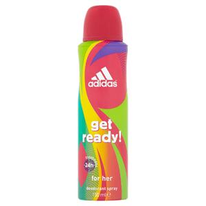 Adidas Get Ready! tělový deodorant 150ml
