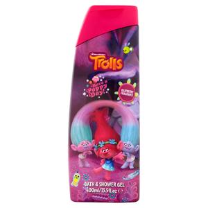 Trolls 2v1 pěna do koupele & sprchový gel 400ml