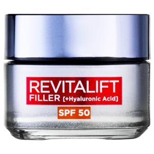 Revitalift Filler denní krém SPF 50