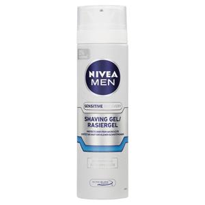 Nivea Men Sensitive Recovery Gel na holení 200ml