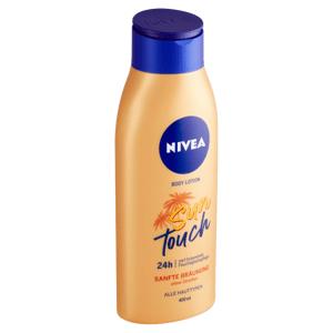 Nivea Sun Touch Tónovací tělové mléko 400ml
