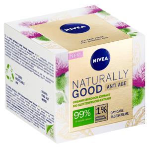 Nivea Naturally Good Denní krém proti vráskám 50ml