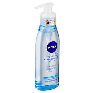 Nivea Hydratační čisticí pleťový olej 150ml