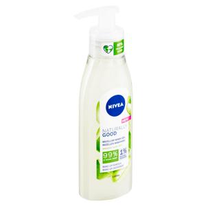 Nivea Naturally Good Čisticí micelární gel 140ml