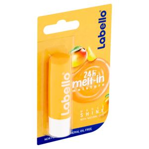 Labello Mango Shine Pečující balzám na rty 4,8g