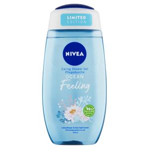 Nivea Ocean Feeling Pečující sprchový gel 250ml