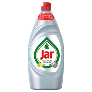 Jar Platinum Lemon&Lime Prostředek Na Nádobí S3násobným Účinkem 905ml