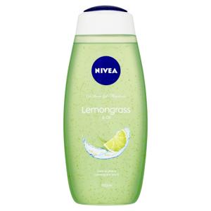 Nivea Lemongrass & Oil Osvěžující sprchový gel 500ml