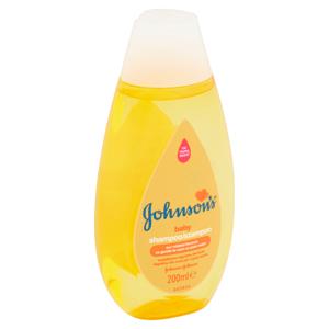 Johnson's Dětský šampon 200ml
