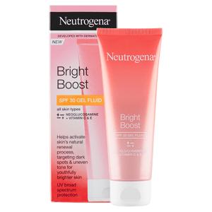 Neutrogena Bright Boost Rozjasňující pleťový gel s SPF 30 50ml