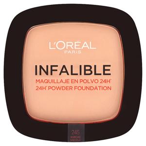 L'Oréal Paris Infalible 24h pudr 245 Warm Sand 9g