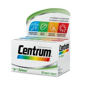 CENTRUM DOPLNĚK STRAVY 30 TABLET