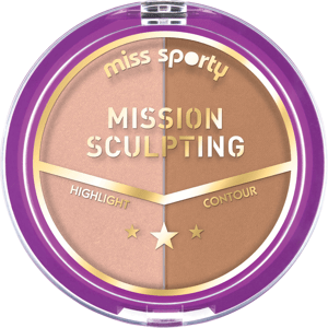 Miss Sporty pudr Mission Sculpting