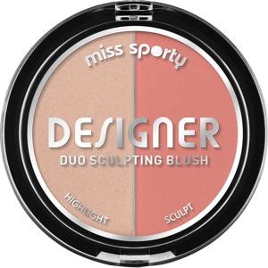 Miss Sporty tvářenka Designer Draping  100