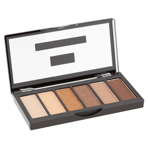 Gabriela Salvete Nude Eyeshadow Palette 12,5g