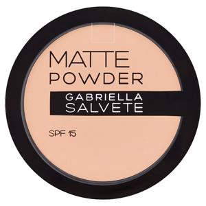 Gabriella Salvete Matující pudr s SPF 15 03 8g
