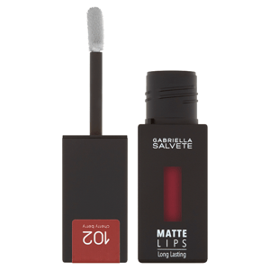 Gabriella Salvete Matte Lips 102 Cherry Berry 4,5ml