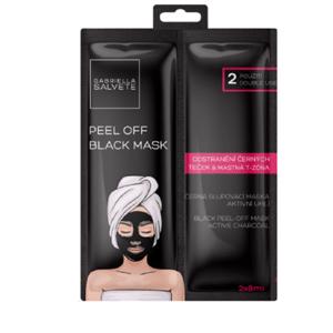 Gabriella Salvete Pleťová maska BLACK PEEL 2x8ml