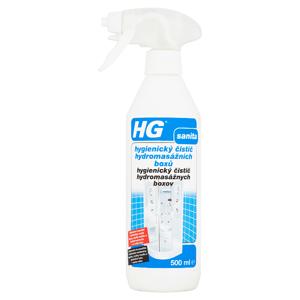 HG Hygienický čistič hydromasážních boxů 500ml