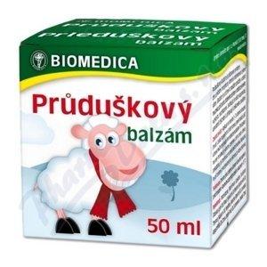 BIOMEDICA, SPOL. S R.O., PRAHA Průduškový balzám 50ml