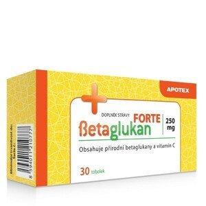 Apotex Betaglukan Forte 250 mg 30 tob.