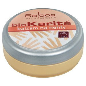 Saloos Bio Karité balzám - Na nehty 19 ml