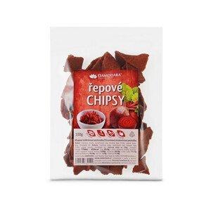 Damodara Řepové chipsy 100g