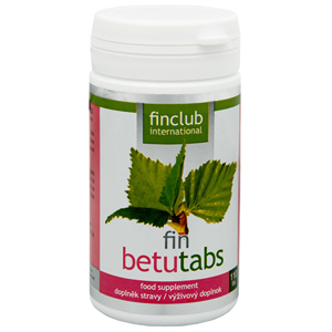Finclub Fin Betutabs 110 tbl.