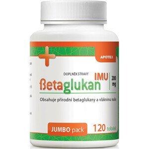 Aurovitas Betaglukan IMU 200 mg 120 tob.