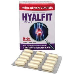 Dacom Pharma Hyalfit 60 tob. + 30 tob. ZDARMA