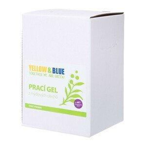 Yellow & Blue Prací gel z mýdlových ořechů s levandulovou silicí 5 l