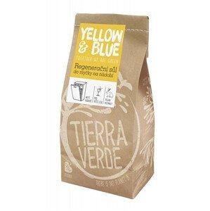 Yellow & Blue Regenerační sůl do myčky na nádobí papírový sáček 2 kg