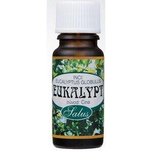 Saloos 100% přírodní esenciální olej pro aromaterapii 10 ml Eukalyptus