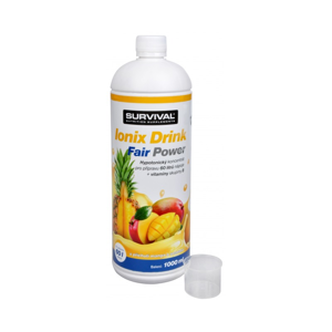 Survival Ionix Drink Fair Power 1000 ml Ananas-Mango