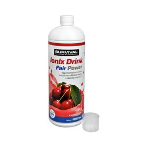 Survival Ionix Drink Fair Power 1000 ml Višeň