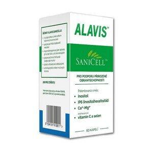Alavis Sanicell™ pro psy a kočky 60 tbl.