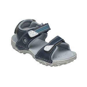 SANTÉ Zdravotní obuv dětská D/602/86/SP modrá 29