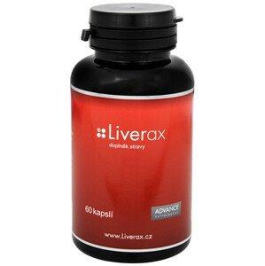Advance nutraceutics Liverax 60 kapslí