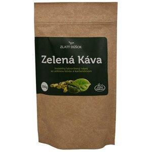 Good Nature Zlatý doušek - Zelená káva s kardamomem 100 g