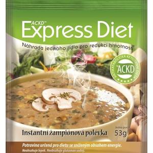 Good Nature Express Diet - instantní polévka Žampiony