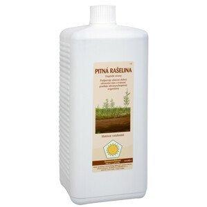 BYLINÁŘSTVÍ - KOŘENÁŘSTVÍ Pitná rašelina 1000 ml